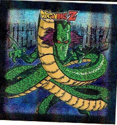 ドラゴンボールZ 神龍 B200 シール ホイル