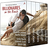 Billionaires On the Beach: The Anderson Brothers (English Edition)