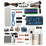 SunFounder Mega 2560 R3 Project Super Starter Kit For Arduino UNO R3 Mega2560 Mega328 Nano