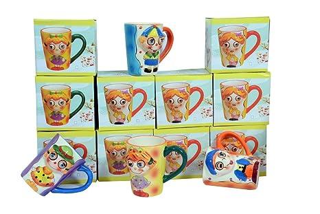 Eye Candy Birthday Return Gifts Mugs X 15 Piece