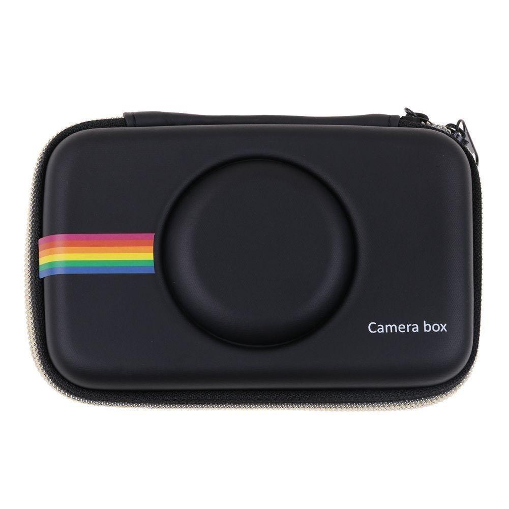 Diuspeed Nuovo cassa di protezione retrò, Custodia porta auricolari Linea di dati e Polaroid Snap & Snap Touch istantanea fotocamera digitale