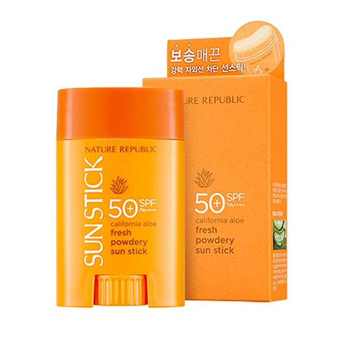 The Best Nature Republic Gel Sunscreen