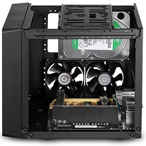 Cooler Master Elite 110 Mini-ITX Computer Case (RC-110-KKN2) by Cooler Master (Image #19)