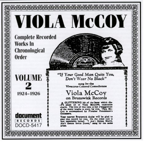 Country Viola - Viola McCoy Vol. 2 (1924-1926)