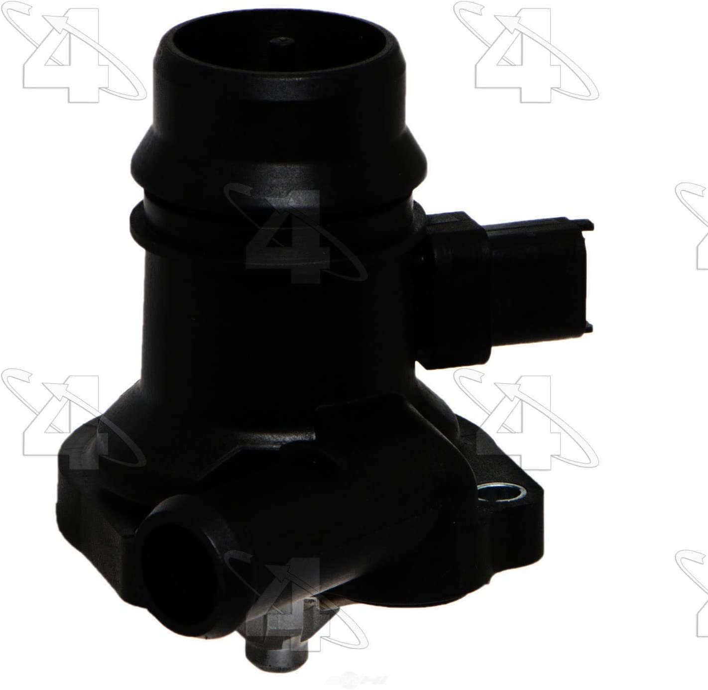 Four Seasons 85993 Engine Coolant Water Outlet with Thermostat