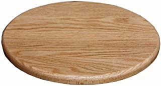 """product image for American Made Tabletop Lazy Susan (16"""", Oak)"""