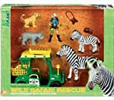 Park Ranger Playset - Wild Safari Rescue
