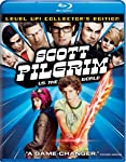 Cover Image for 'Scott Pilgrim vs. the World (Two-Disc Blu-ray/DVD Combo)'