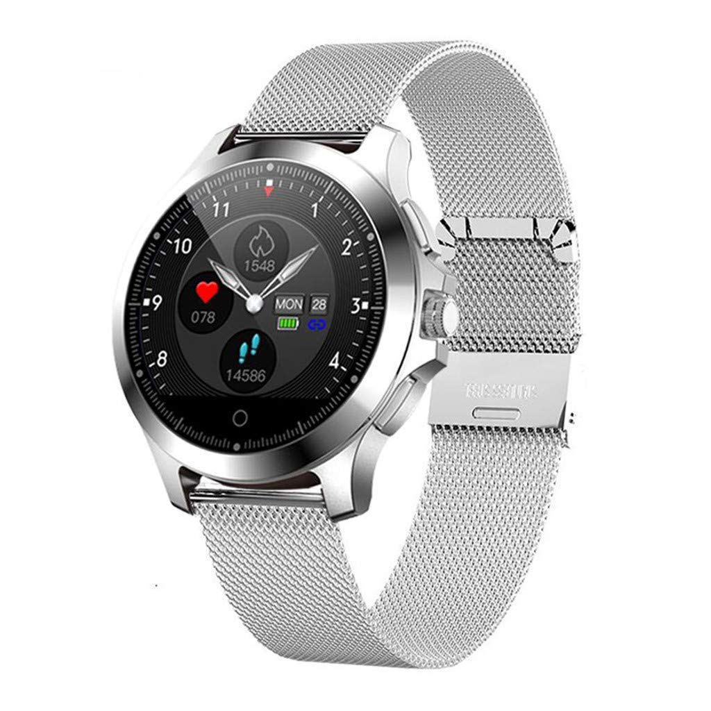Amazon.com: Lomee W8 Smart Watch Android iOS Sports Fitness ...