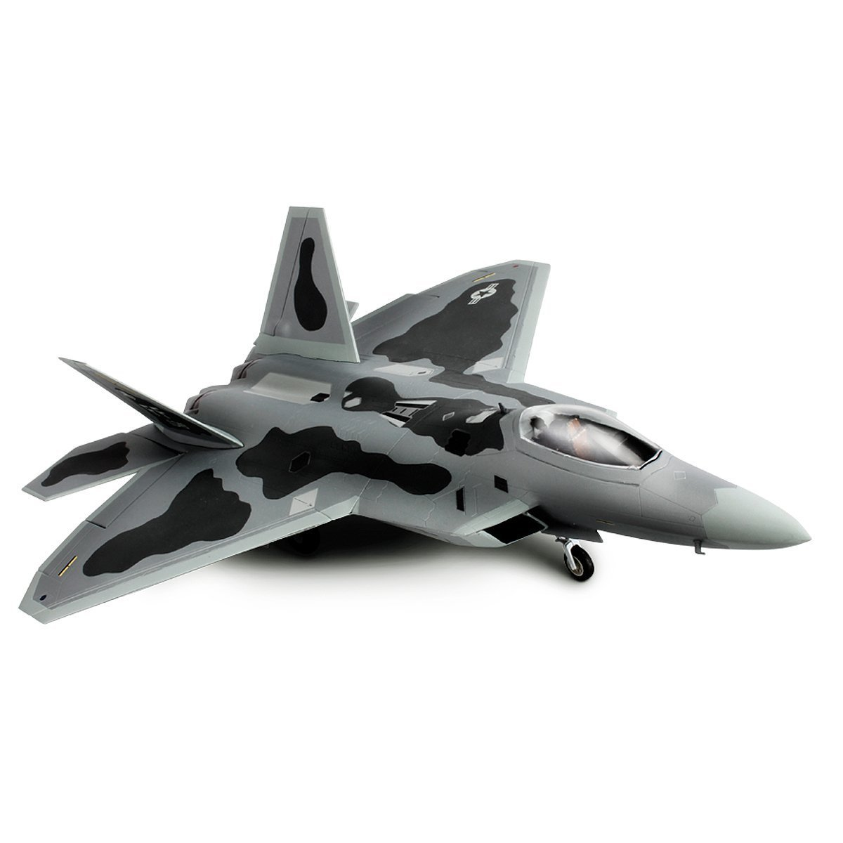 Forces of Valor U.S. F-22 Raptor - Langley Air Force Base, 2006, Scale 1:72 [並行輸入品] B018TMGD92