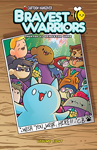 bravest warriors comic BOOK iphone case