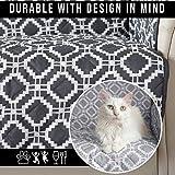 Reversible Loveseat Cover. Printed Furniture