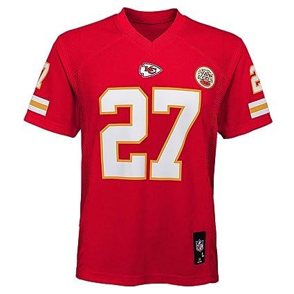 huge selection of 28b57 ff641 Amazon.com : Outerstuff Kareem Hunt Kansas City Chiefs NFL ...
