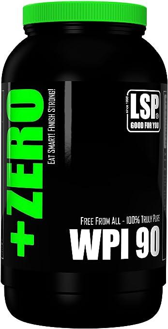 zero proteína Whey Isolate, 1 x 1000 g, sabor neutro: Amazon ...