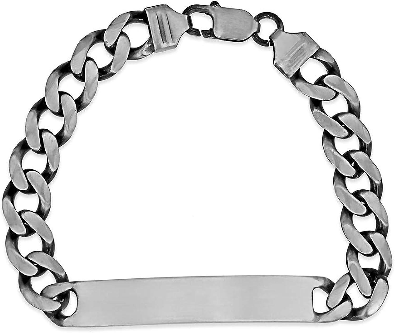 Tuscany Silver 8.29.0554 - Pulsera de plata de ley (925/1000)