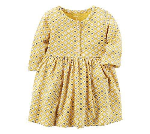 Printed Jersey Dress - 5