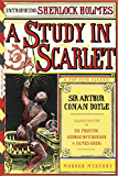 A Study in Scarlet (Illustrated) (Top Five Classics Book 18)
