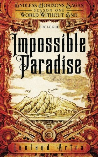 book cover of Impossible Paradise