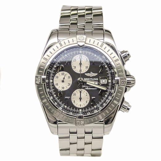 Breitling Windrider automatic-self-wind Mens Reloj a13356 (Certificado) de segunda mano: Breitling: Amazon.es: Relojes