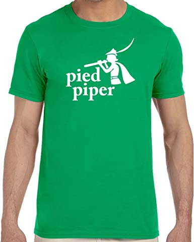 Funny Childrens Kids T Shirt silicon Valley Comedy TV Series Pied Piper Logo 2