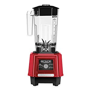 Waring Pro Blade Two-HP Blender with Variable Speed, Red