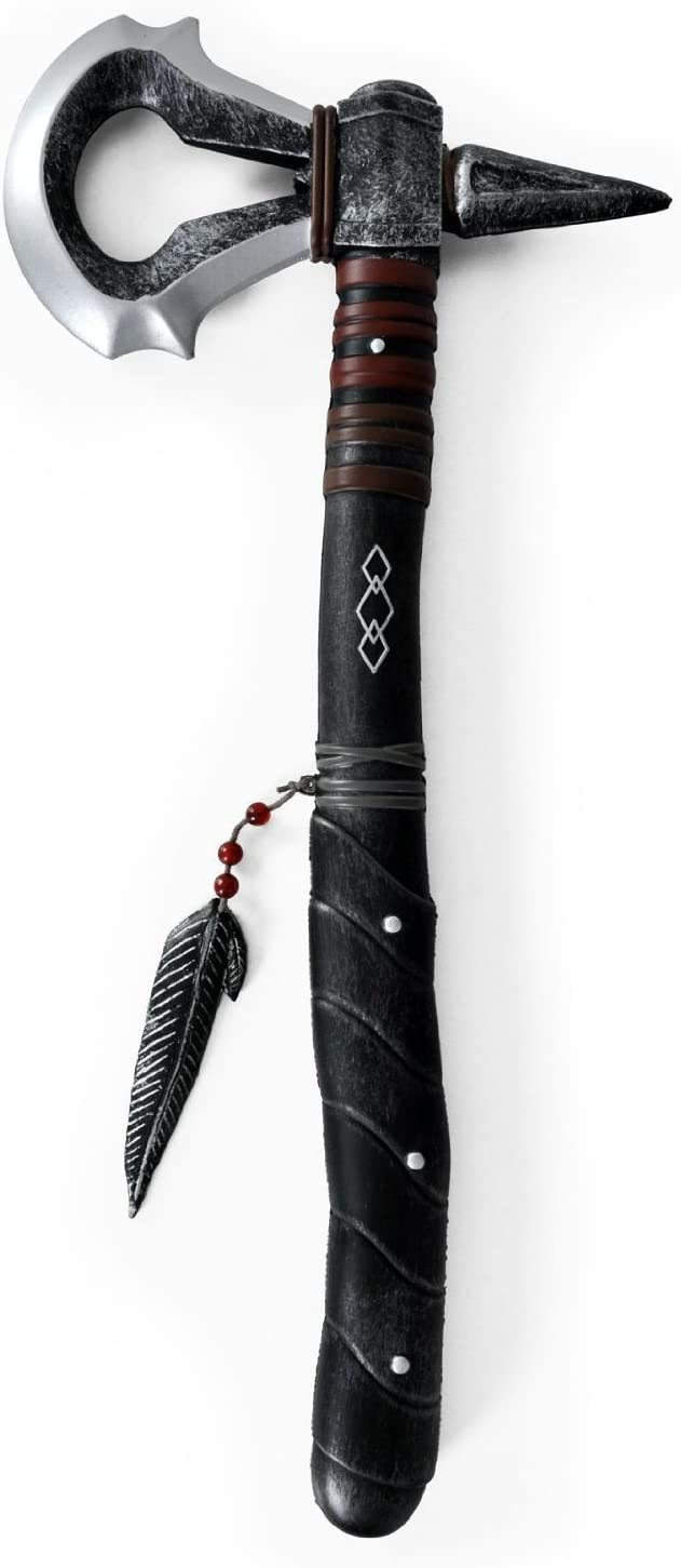 Amazon Com Assassins Creed Iii Connor S Tomahawk Latex Replica