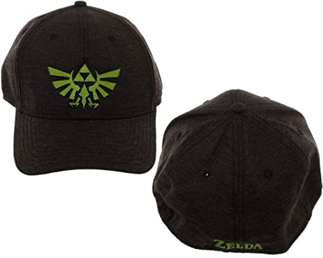 cc0be85c7aec4 Image Unavailable. Image not available for. Color  Nintendo Zelda  Chromeweld Flex Cap