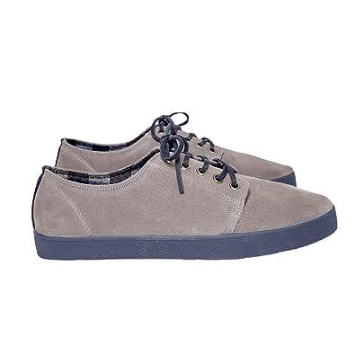Pompeii, Zapatillas Hombre, Higby, Nickel Oxford, 40: Amazon.es: Zapatos y complementos