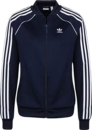adidas Originals Womens Adicolor SST Superstar Track Jacket ...
