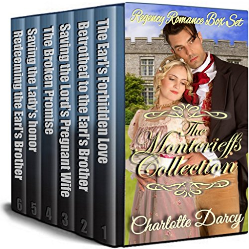 Regency Romance Six Book Box ebook product image