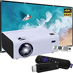 RCA RPJ136 LCD Home Theater Projector Up to 130