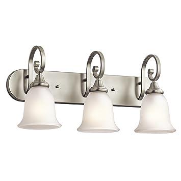 kichler 45055ni three light bath