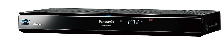 パナソニック 1TB 3チューナー ブルーレイレコーダー ブラック DIGA DMR-BZT810-K B005GIPW4K  1TB