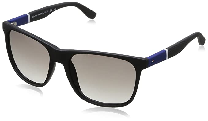 Tommy Hilfiger Gafas de Sol TH1281/S FMA IC 56 Negro: Amazon ...