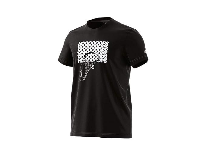 adidas - T-Shirt de Sport - Homme Noir Noir  Amazon.fr  Vêtements et ... 5cd97011c96
