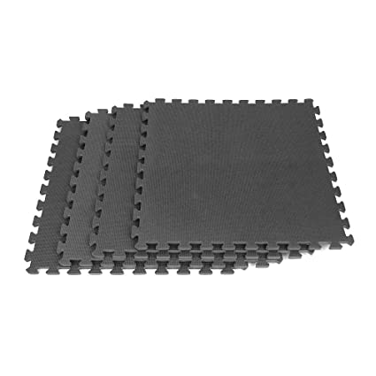 Amazon.com: Foam Mat Floor Tiles, Interlocking Ultimate Comfort EVA ...