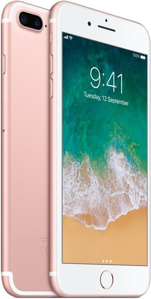 Apple Iphone 7 Plus 32gb Unlocked Uk Sim Free Smartphone Excellent Condition Rose Gold Amazon Co Uk Electronics