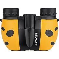 SVBONY SV33 Kids Binocular Mini Compact Size 8×21 for Bird Watching Watch Wildlife Scenery Game Best Gifts for Children…