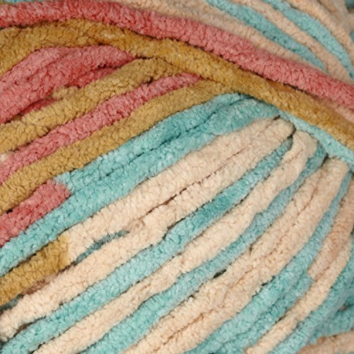 Bernat Blanket Big Ball Yarn , Sailors Delight