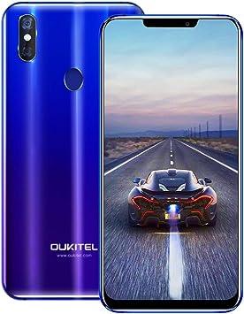 OUKITEL U23 4G Móviles y Smartphones Libres,6.18 Pulgadas con U ...