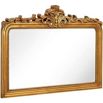 Amazon Com Hamilton Hills Large Ornate Gold Baroque Frame