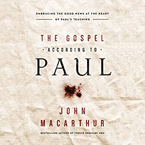 The Gospel According to Paul Audiobook