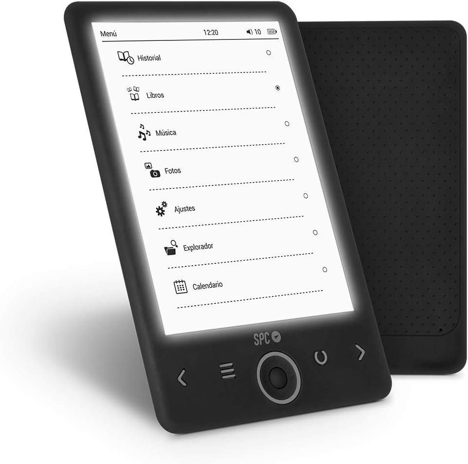 SPC Dickens - Libro electrónico con pantalla efecto papel (tinta ...