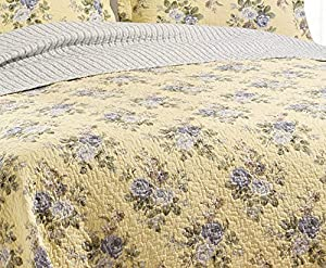 Laura Ashley Linley Quilt Set by Laura Ashley
