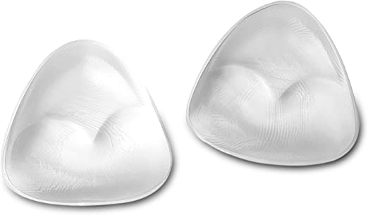 - Suitable for A Boost UP to 2.5 Cups Sizes in an Instant Chicken Fillets Silicone Breast Enhancers White JINL The Killer Cleavage Creator 270g Pair B and C Cups