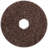 PFERD 48127 Combiclick Non-Woven Disc, Soft Type, 4'' Diameter, 12,000 RPM, Medium Grit (Pack of 10)
