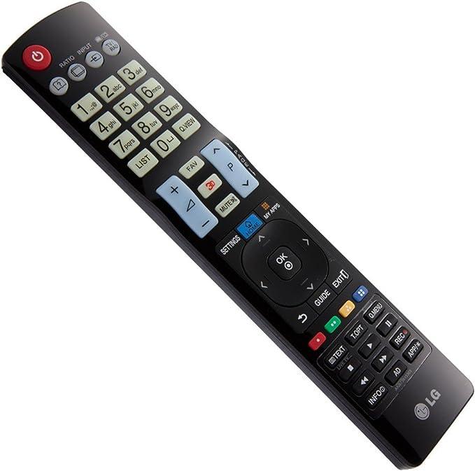 TV Mando a Distancia para LG AKB73615303=AKB73615397=AKB73615362=AKB74115502. Compatible con Todos los televisores LG/LG Smart 2012 – 2013 – 2014 – 2015 Series.: Amazon.es: Electrónica