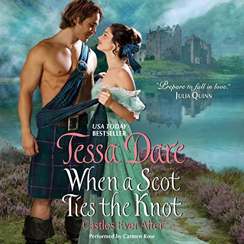 When a Scot Ties the Knot: Castles Ever After Audiobook [Free Download by Trial] thumbnail