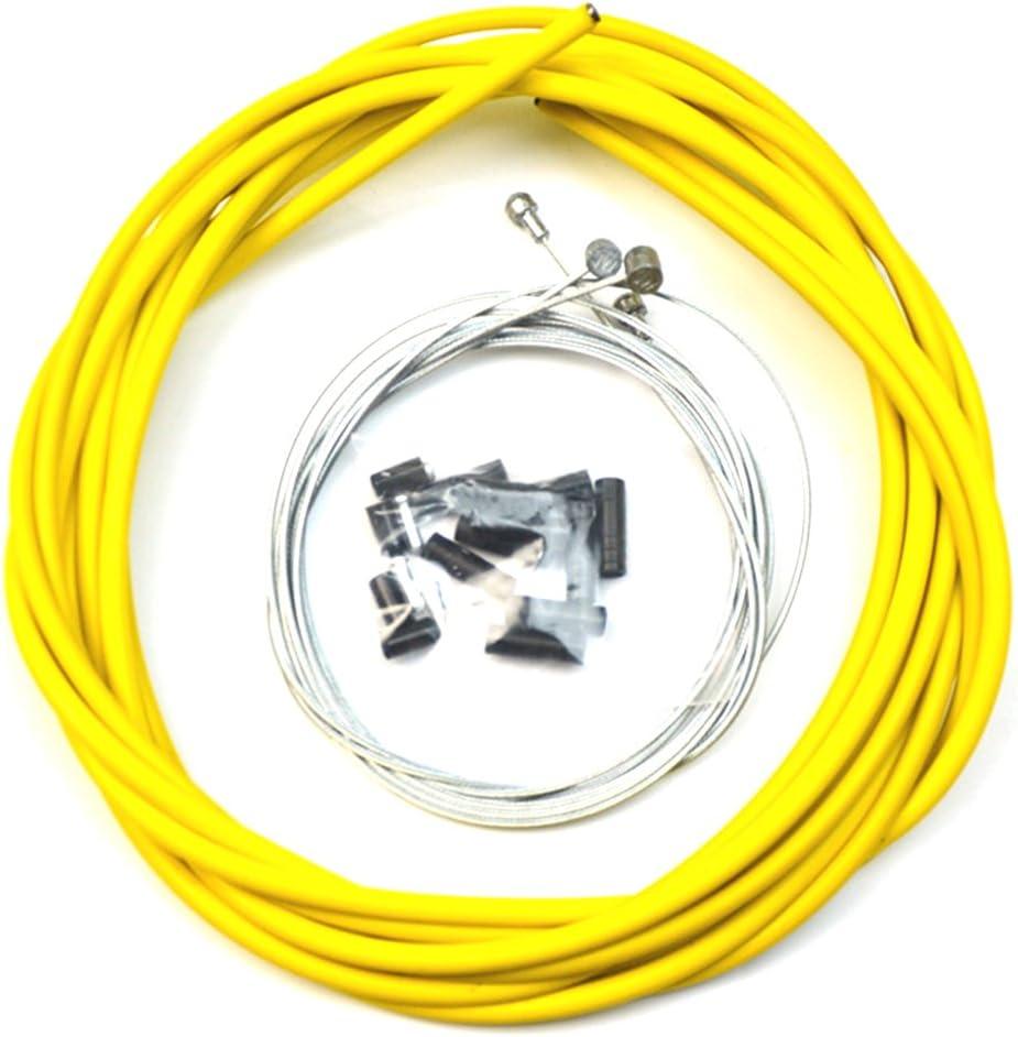 JAGWIRE bike brake cable w// housing /&shifting derailleur line set,no shift cable