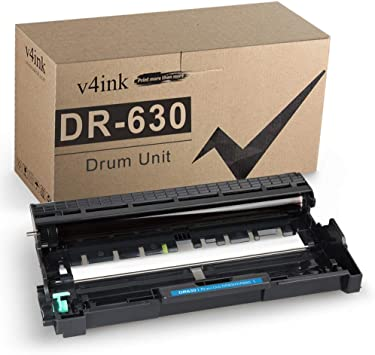 No-name Compatible Replacement for Brother Drum Unit DR-630 DR-2320 DR-2350 DR-2360 MFCL2700D MFCL2703DW MFCL2720DW MFCL2740DW HL-L2360DN HL-L2360DW Without Toner Cartridge Laser Printer